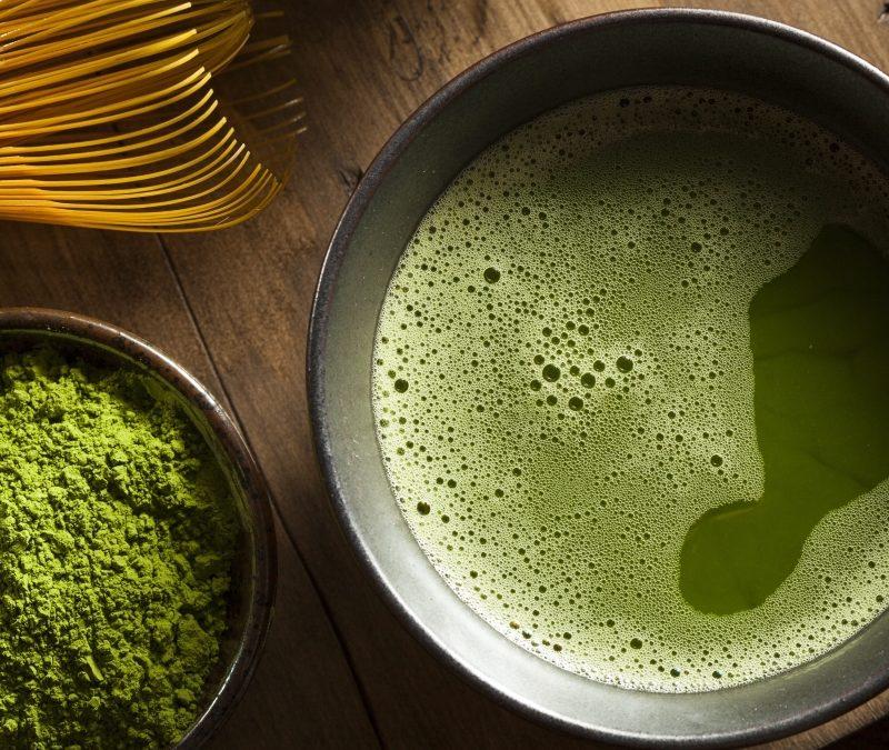 Have you tried matcha tea?